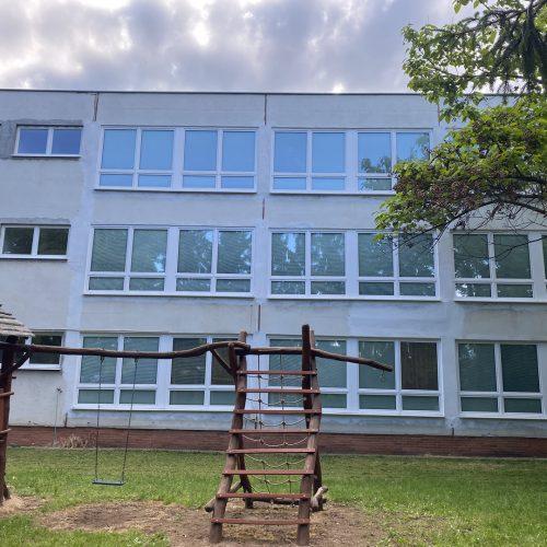 Výmena plastových okien škola trnava 26