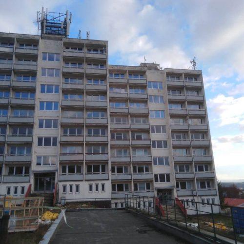 Internáty SOŠ Banská Bystrica - výmena okien