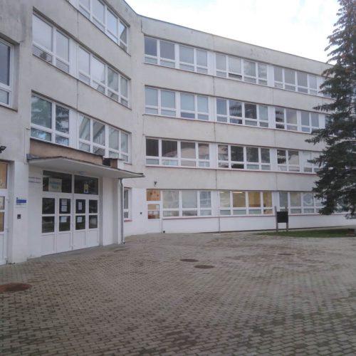 Materská škola Banská Bystrica výmena okien